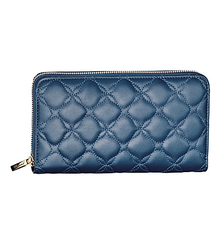 CHOPARD IMPERIALE medium calfskin leather wallet