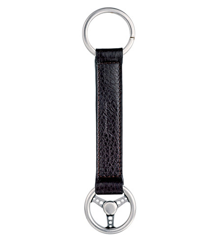 CHOPARD Steering wheel leather keyring