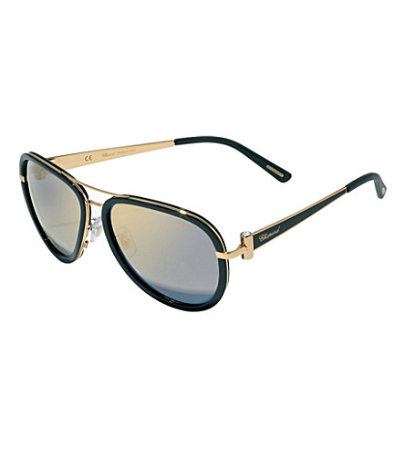CHOPARD B27S-301G Imperiale sunglasses