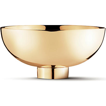 GEORG JENSEN ILSE small brass bowl