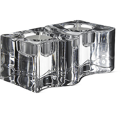 ORREFORS Puzzle votives (Clear