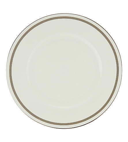 VERA WANG @ WEDGWOOD Infinity plate 27cm