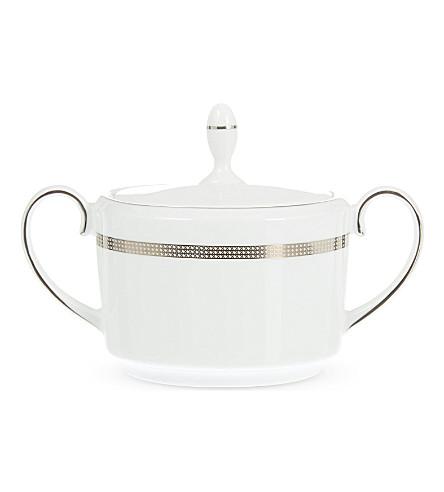 VERA WANG @ WEDGWOOD Vera Infinity sugar bowl
