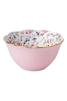 ROYAL ALBERT Rose Confetti bowl 11cm
