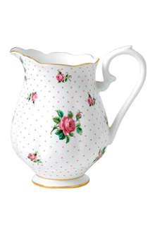 ROYAL ALBERT Pink Roses large jug