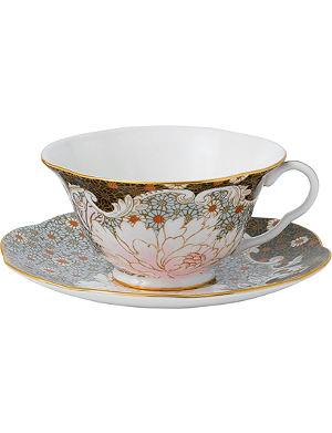 WEDGWOOD Daisy tea cup & saucer set
