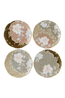 WEDGWOOD Daisy set of four plates 21cm