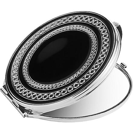 WEDGWOOD With love noir compact mirror