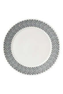 ROYAL DOULTON Foulard Star dinner plate 27cm