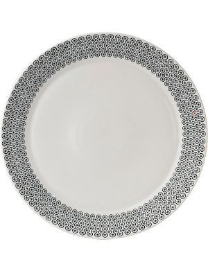 ROYAL DOULTON Foulard Star large platter 32cm
