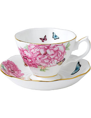 ROYAL ALBERT Miranda Kerr Friendship teacup & saucer