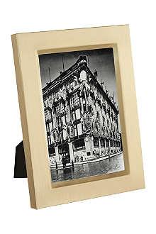 VERA WANG @ WEDGWOOD Gold-plated photo frame 4