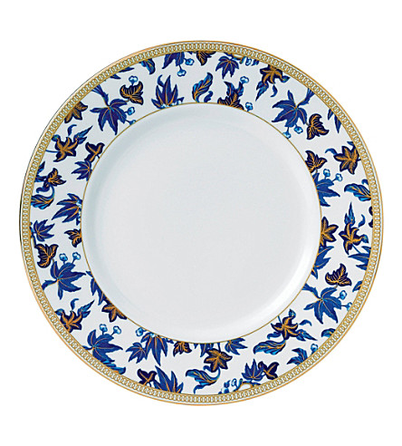 WEDGWOOD Hibiscus plate 23cm
