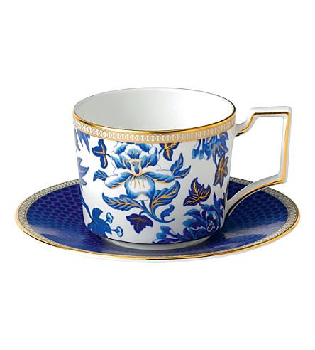 WEDGWOOD 芙蓉茶杯和茶托