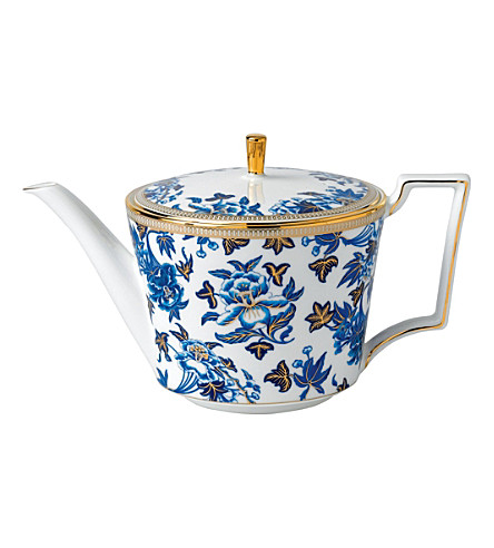 WEDGWOOD Hibiscus teapot 1L