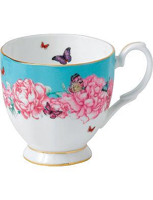 ROYAL ALBERT Miranda Kerr Devotion fine bone china vintage mug