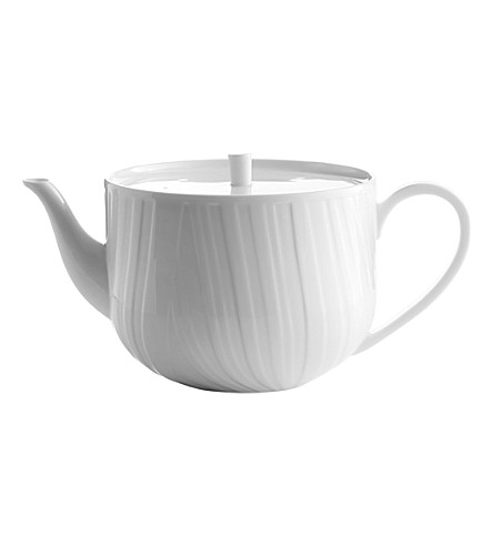 VERA WANG @ WEDGWOOD Vera Organza teapot