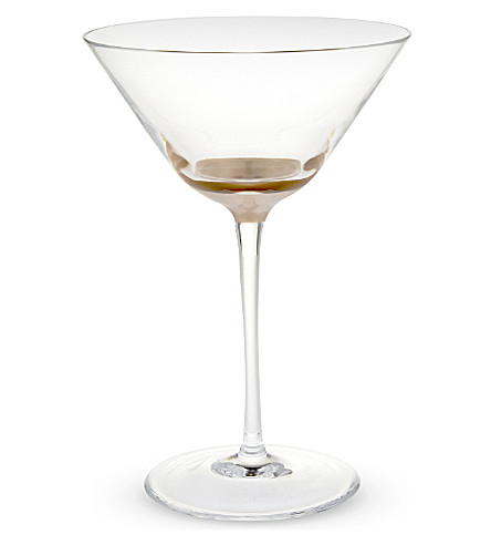 WEDGWOOD Arris Martini glasses pair
