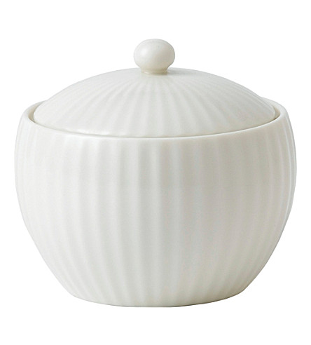 JASPER CONRAN @ WEDGWOOD Tisbury sugar and preserve pot