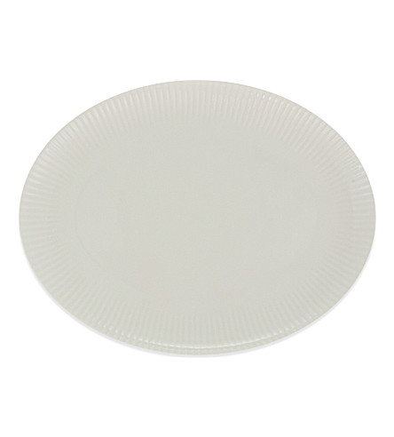 JASPER CONRAN @ WEDGWOOD Tisbury coupe oval platter 38cm