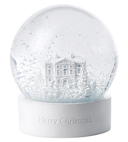 WEDGWOOD Snow globe
