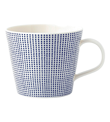 ROYAL DOULTON Pacific dot mug