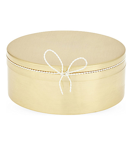 VERA WANG @ WEDGWOOD Silver-plated box