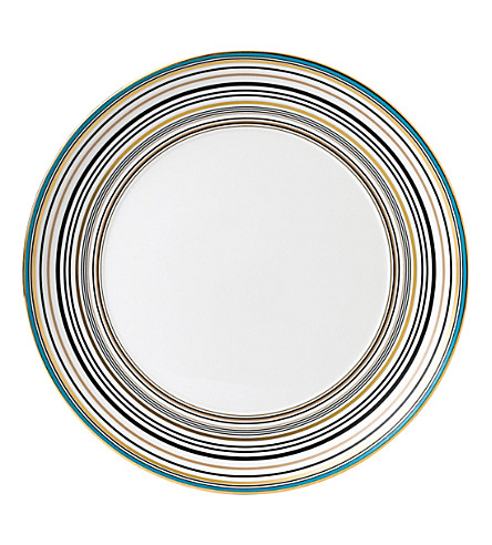 WEDGWOOD Vibrance china plate 28cm