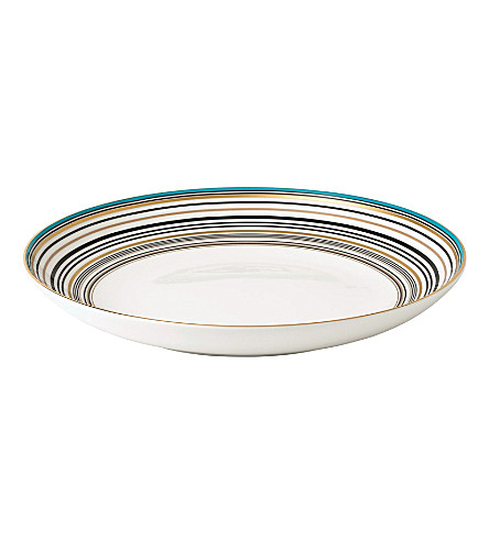 WEDGWOOD Vibrance china pasta bowl 28cm