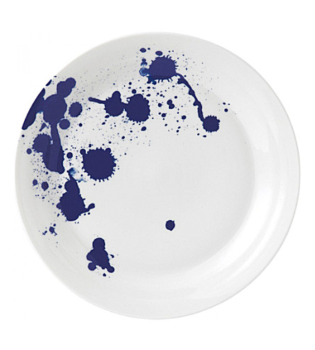 ROYAL DOULTON Pacific splash porcelain plate