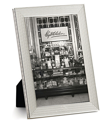 VERA WANG @ WEDGWOOD With Love Nouveau silver photo frame 4