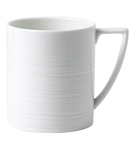 JASPER CONRAN @ WEDGWOOD Strata bone china mug