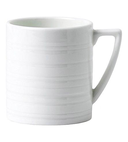 JASPER CONRAN @ WEDGWOOD Strata bone china espresso cup