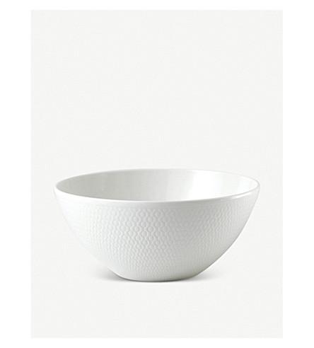VERA WANG @ WEDGWOOD Gio fine bone china soup/cereal bowl 16cm