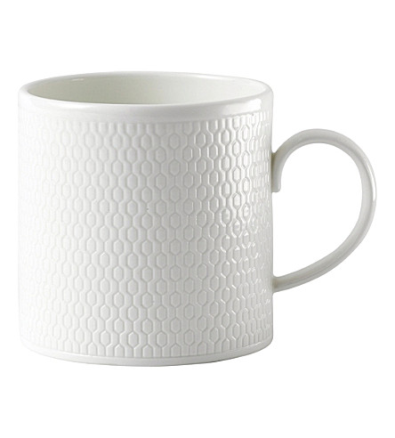 VERA WANG @ WEDGWOOD Gio fine bone china mug 300ml