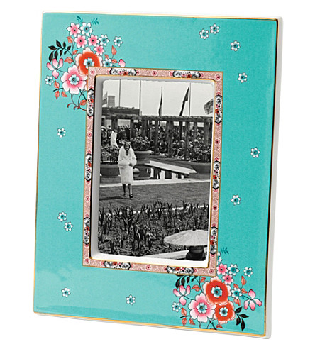 WEDGWOOD Wonderlust Camellia photo frame 4