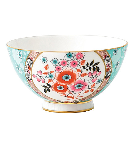 WEDGWOOD Wonderlust 收藏山茶花宝石碗