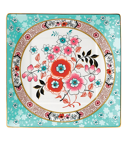 WEDGWOOD Camelia printed china tray