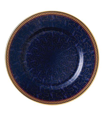 WEDGWOOD Byzance 细骨中国22ct 金板15厘米