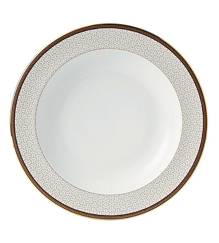 WEDGWOOD Byzance fine bone china and 22ct gold