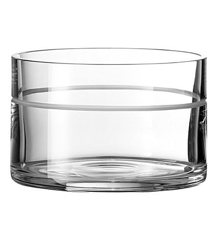 VERA WANG @ WEDGWOOD Bande crystal bowl 15cm