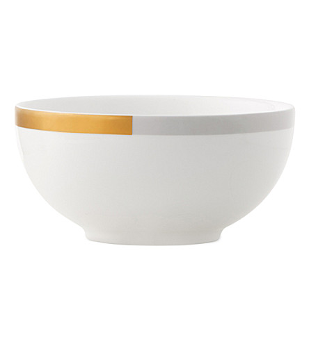 VERA WANG @ WEDGWOOD Castillon fine bone china bowl 15cm