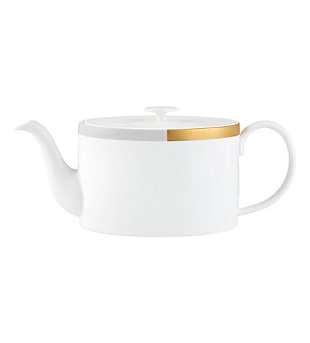 VERA WANG @ WEDGWOOD 卡斯提隆细骨中国茶壶1L