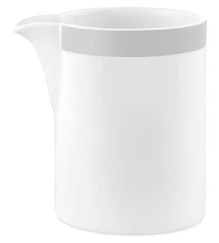 VERA WANG @ WEDGWOOD Castillon fine bone china pitcher 7.6cm