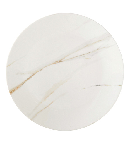 VERA WANG @ WEDGWOOD Venato Imperial china plate 27cm