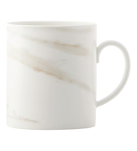 VERA WANG @ WEDGWOOD Venato Imperial china mug