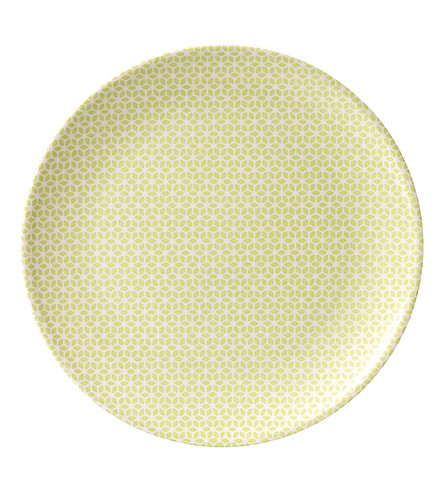 ROYAL DOULTON Pastels melamine platter 32cm