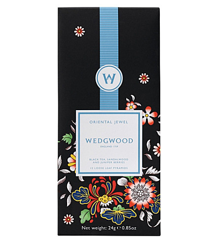 WEDGWOOD Wonderlust Oriental Jewel tea 24g