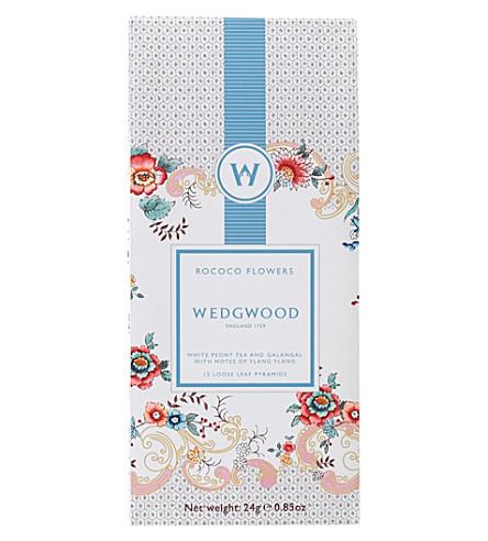 WEDGWOOD Wonderlust Rococo Flowers tea 24g