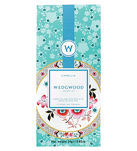 WEDGWOOD Wonderlust Camellia tea 24g